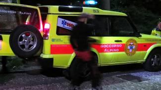 Non rientra a casa, scatta allarme a Castionetto di Chiuro: trovato morto in una scarpata