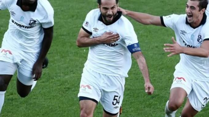 Georgios Makris, nuovo centrocampista del Pisa