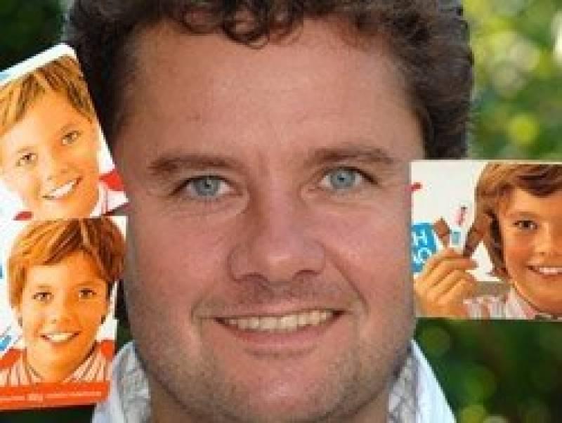 Ecco il bimbo della Kinder, 10 anni dopo