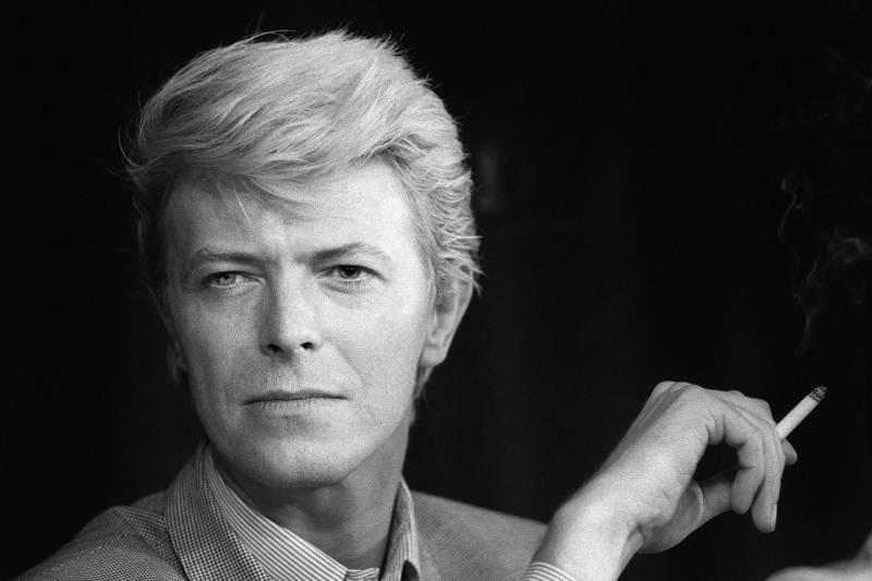 David Bowie, ceneri sparse a Bali