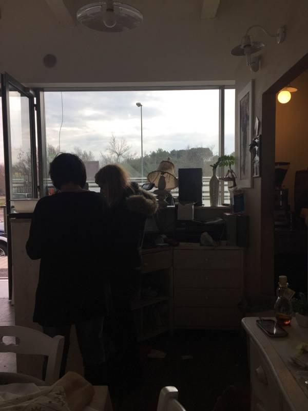 Banda di ladri rovina il ristorante per arrivare nella - Ristorante il giardino porto sant elpidio ...