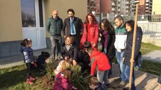 Rubattino, le piante dei Padiglioni di Expo arrivano nelle scuole