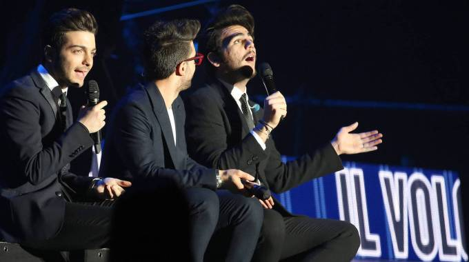 Gianluca Ginoble, Piero Barone e Ignazio Boschetto con i loro successi domani sera sul palco del Forum di AssagoGianluca GinoblePiero BaroneIgnazio Boschetto
