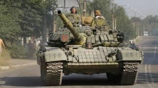Un tank russo (Ap/Lapresse)