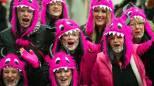 Carnevale di Colonia, le donne si riprendono la città