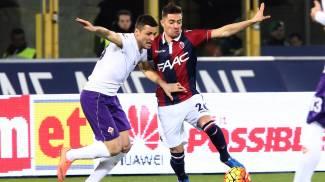 Il Bologna spreca, il derby con la Fiorentina finisce pari. Guarda le foto