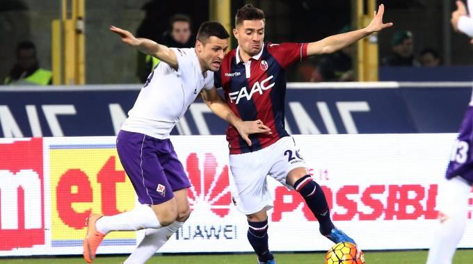 Bologna-Fiorentina, diretta secondo tempo
