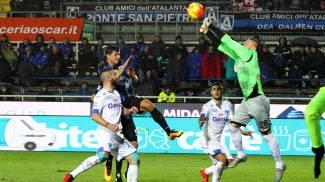 L'Empoli torna a casa da Bergamo con un punto
