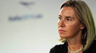 Federica Mogherini (AFP)