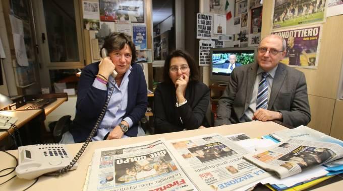 Meningite, l'assessore Saccardi a La Nazione (Foto Marco Mori/New Press Photo)