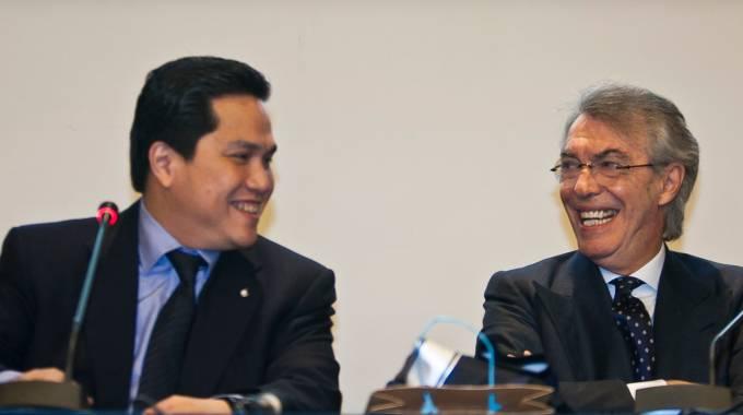 Thohir può cedere l'Inter, sonda il mercato cinese