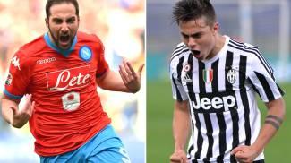 Juve-Napoli è Dybala vs Higuain, Paolo Rossi fa le pagelle ai bomber
