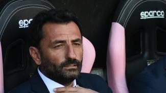 Giovanni Bosi allenatore del Palermo dopo l'addio di Schelotto