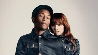 Moda, Pharrell Williams entra in G-Star Raw: annuncio social
