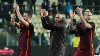 Carpi-Roma 1-3, giallorossi terzi: quarta in fila per Spalletti