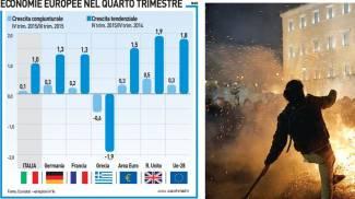 """L'Italia cresce meno del previsto. """"Far tornare i conti è più difficile"""""""