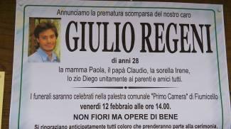 """Giulio Regeni, testimoni al NYT: """"Portato via dalla polizia"""""""