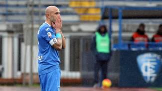 Empoli-Frosinone 1-2: azzurri imprecisi, Ciofani li punisce