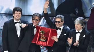 E' un Sanremo 'bolognese': trionfano gli Stadio, Cristina D'Avena conquista tutti