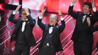 Sanremo, vincono gli Stadio / VIDEO. Michielin seconda, poi Caccamo-Iurato. Show di Zero. Elio come i Kiss