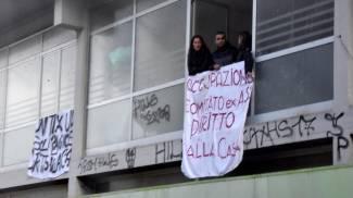 """""""Diritto alla casa"""", ancora un'occupazione"""
