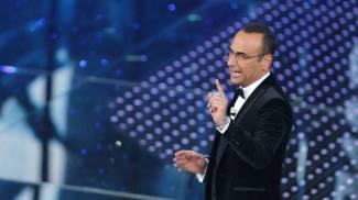 """Carlo Conti, orgoglio toscano sul web: """"Sei il number one del Festival"""""""