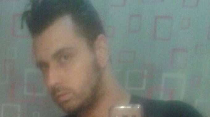 Luca Aleotti, 31 anni (foto tratta da Fb)