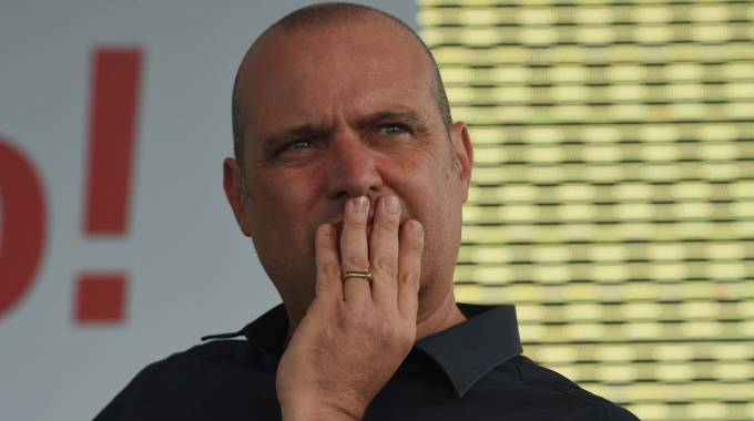 Stefano Bonaccini (foto Schicchi)
