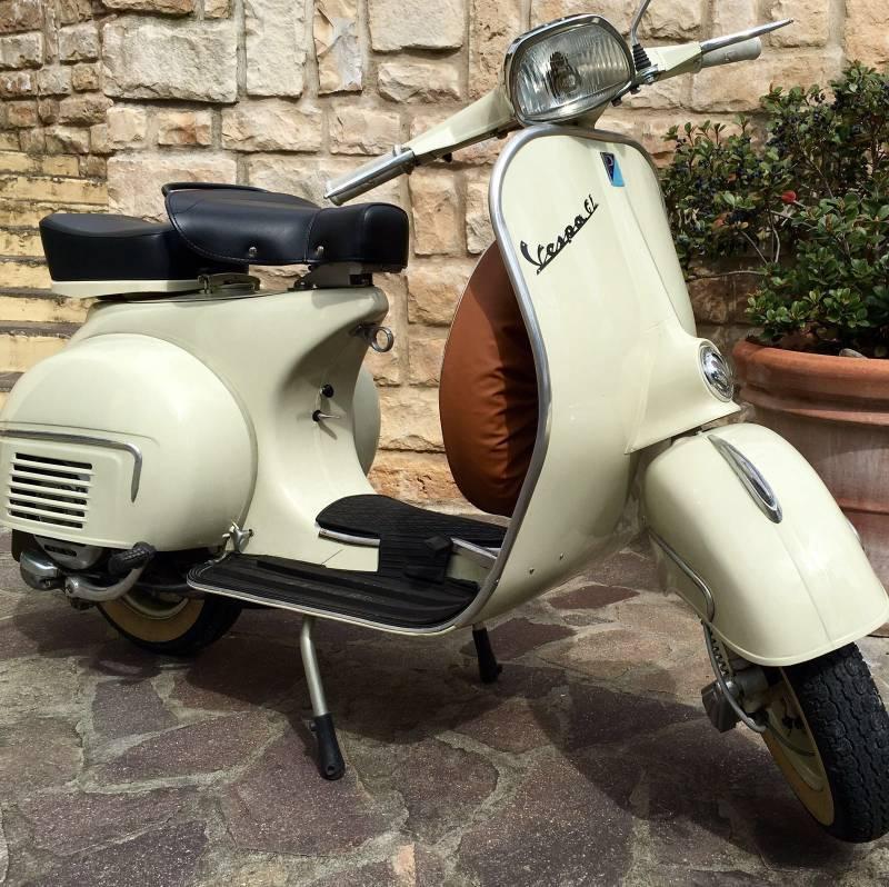 La Vespa GL 150 del 1963 di Carlo Romei