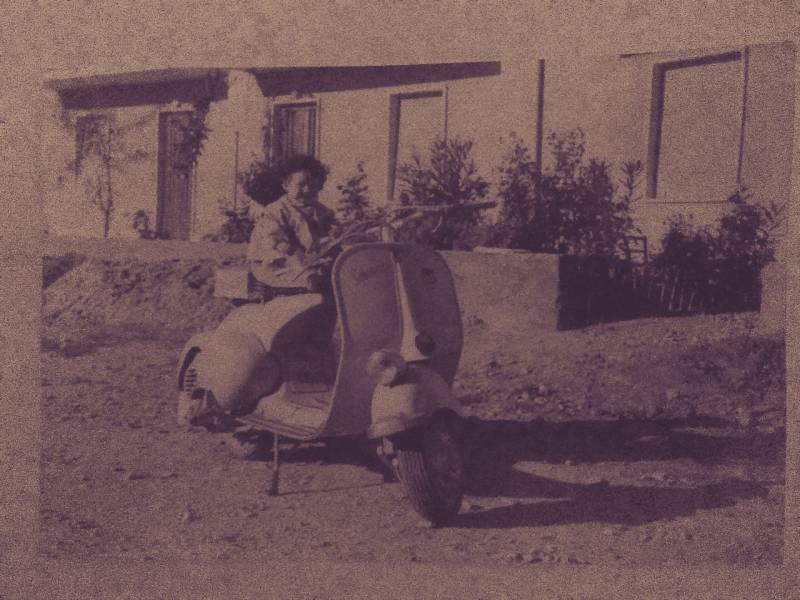 Roma, 1958. Da Monica Maggi