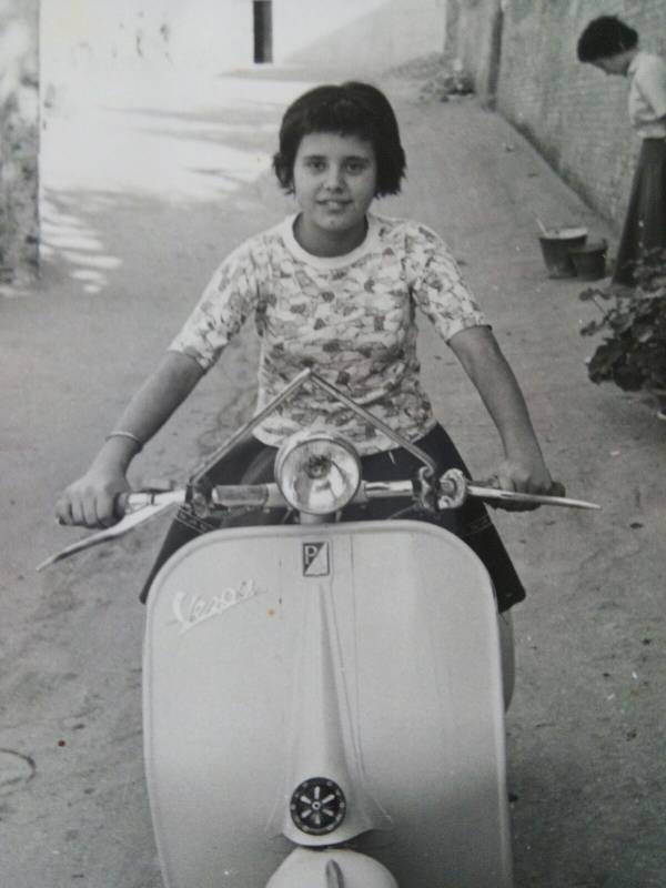 Rita Turini (Montecastello, Pisa)