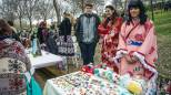 In 5mila per 'Hanami', le foto della festa giapponese dei ciliegi