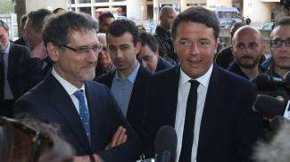 Matteo Renzi  il 3 giugno sarà in città ma non alla Festa dell'Unità con Merola