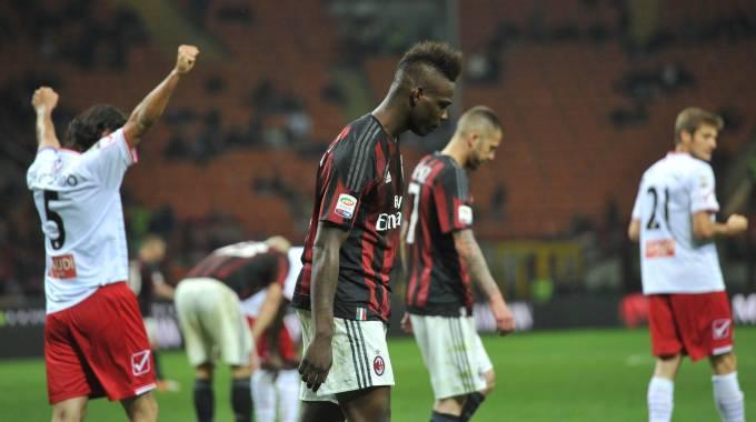 Milan - Carpi, Brocchi prova Boateng trequartista. Fuori Bertolacci, confermato il 4-3-1-2