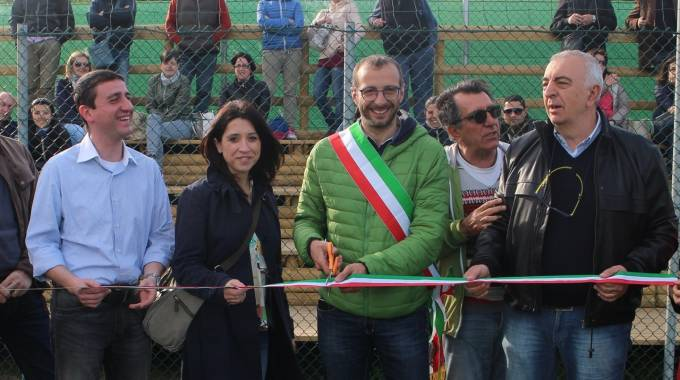 Campo Calcio Villa San Martino Pesaro