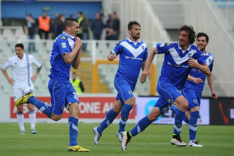 Festa Pescara all'Adriatico: Brescia battuto in rimonta