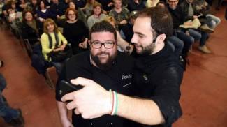 Misen versione Masterchef, show di Dario e Lorenzo