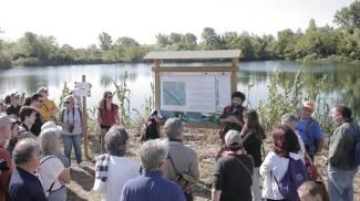 La valorizzazione dell'area Bozi affidata all'associazione '2 Laghi'