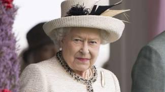 La regina Elisabetta II (Olycom)