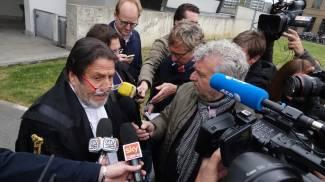 """Concordia, via al processo d'appello per Schettino, """"Condannatelo a 27 anni"""""""