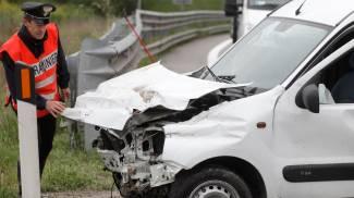 Perde il controllo del furgone, muore sulla Siena-Bettolle / VIDEO
