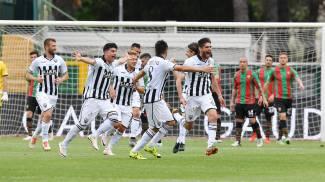 Ternana-Ascoli, Daspo e denunce per tre tifosi bianconeri