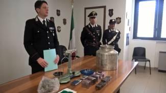 Traffico di droga, quattro arresti in città