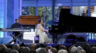 """Casa Bianca diventa la 'Blues House' per la giornata del jazz. Obama: """"Barometro di libertà"""""""