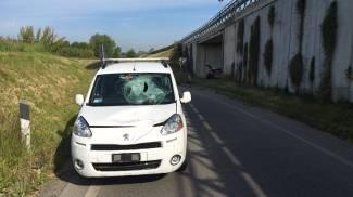 Budrio, ciclista muore investito da un'auto
