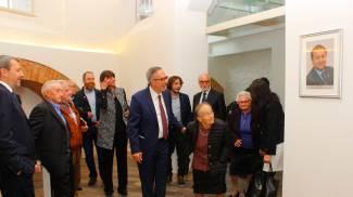 Giornalisti, inaugurata la sala stampa dedicata a Dante Ciliani
