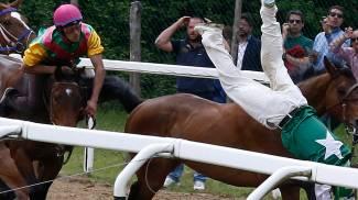 Quadrivia vince e raccoglie applausi, cade Porto Alabe: strike di fantini
