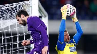 Serie A, Chievo-Fiorentina finisce senza reti: 0-0