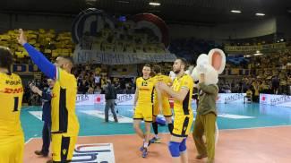 Volley, Modena asfalta Perugia in gara 1 scudetto
