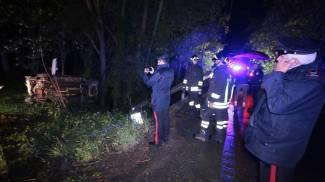 Ladro muore in un incidente durante la fuga dai carabinieri / VIDEO